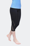 Ongasoft Yoga pants-K016Black-Side