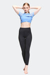 Ongasoft Yoga pants-K017Black-Model