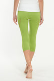 Ongasoft Yoga pants-K019Green-Back