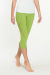 Ongasoft Yoga pants-K019Green-Side