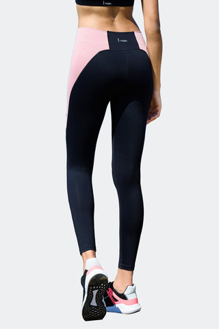 Ongasoft Yoga pants-K9001Blackpink-Back
