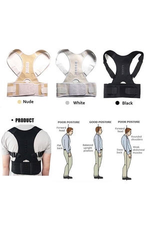 Ongasoft Posture Corrective with Belt-All
