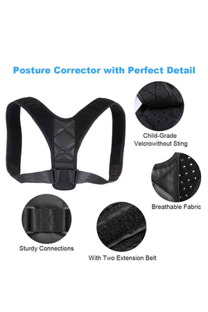 Ongasoft Posture Corrective-Detail