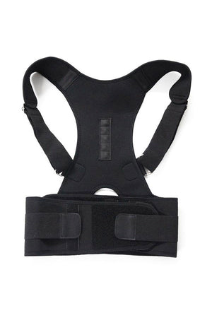 Ongasoft Posture Corrective with Belt-Black