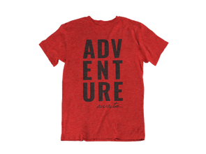 Adventure Awaits Kids Tee - | Outdoor Wear | Wear Your Wild Co.