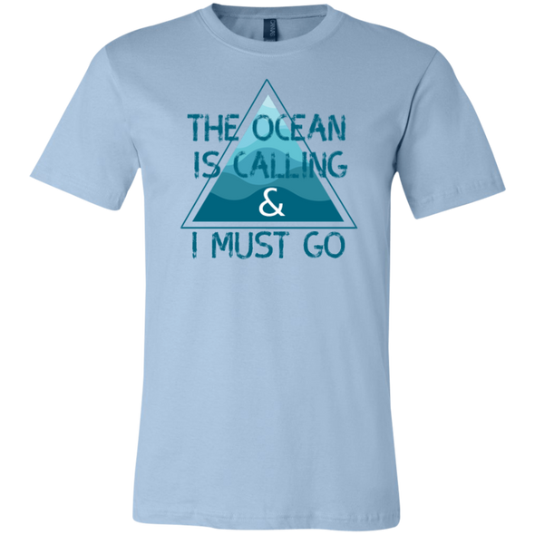 The Ocean is Calling & I Must Go - | Outdoor Wear | Wear Your Wild Co.