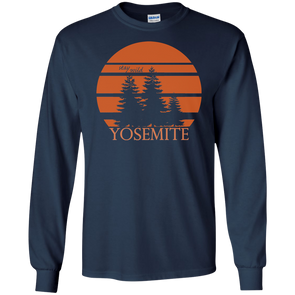 Yosemite (Long Sleeve) - | Outdoor Wear | Wear Your Wild Co.