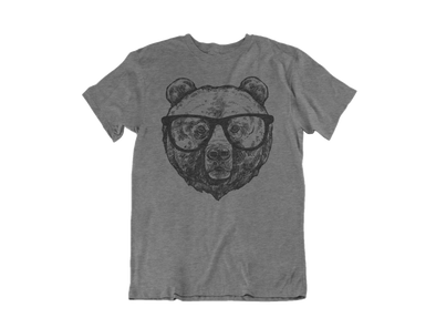 Little Brilliant Bear - | Outdoor Wear | Wear Your Wild Co.