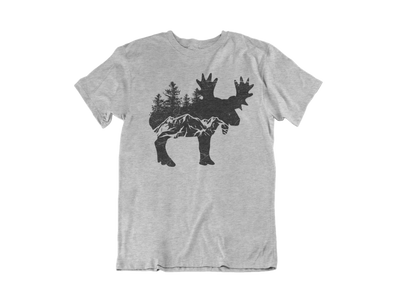 Mt. Moose Kids Tee - | Outdoor Wear | Wear Your Wild Co.