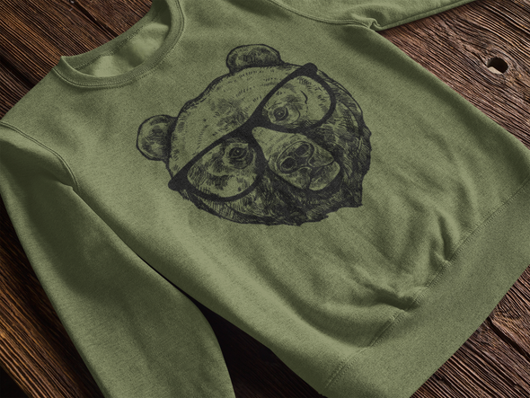 Brilliant Bear Sweater - | Outdoor Wear | Wear Your Wild Co.