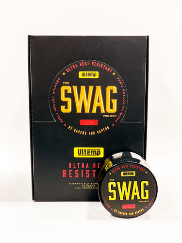 Swag Cotton Fibre for coils