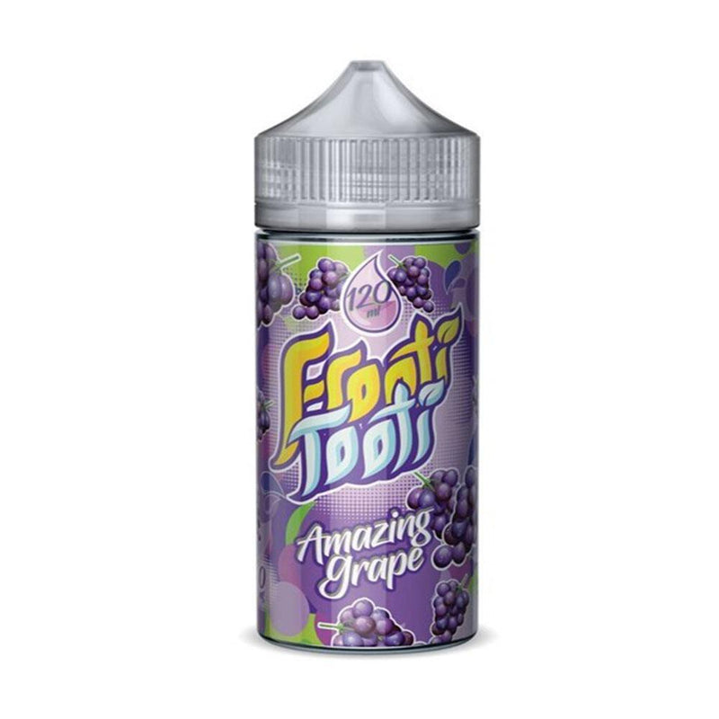 AMAZING GRAPE 100ML BY Frooti Tooti  buy E-Liquid
