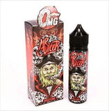 APPLE FLAME 60ML E-LIQUID BY MR JUICER