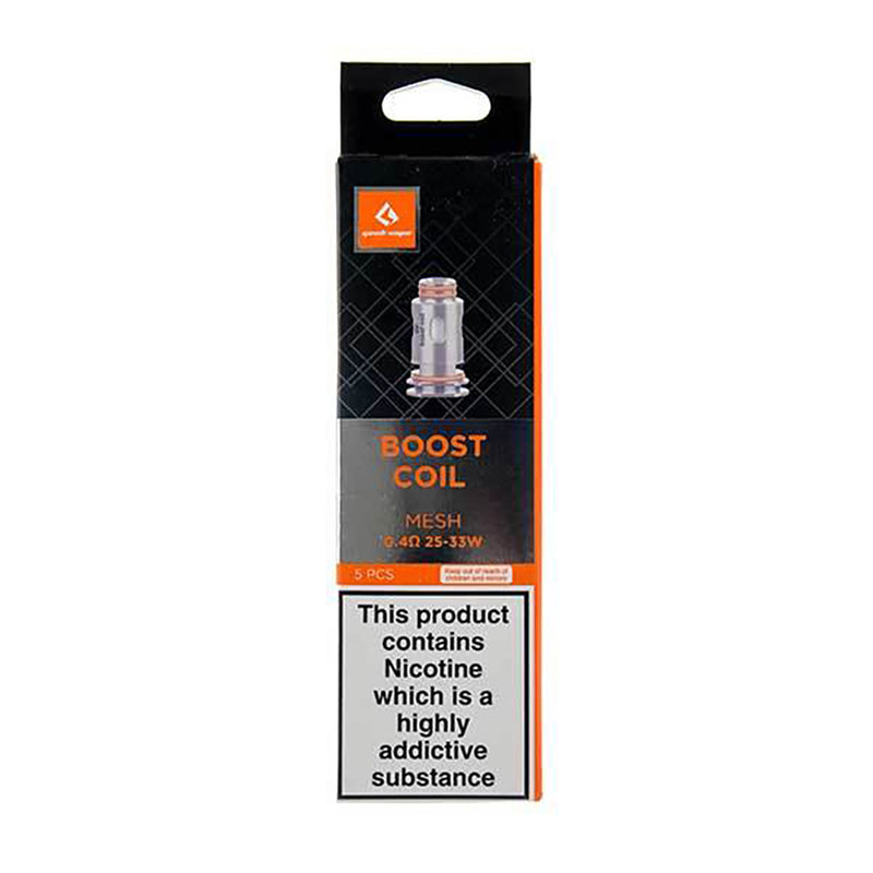 Geek Vape Aegis Boost Replacement Coils - 5 Pack