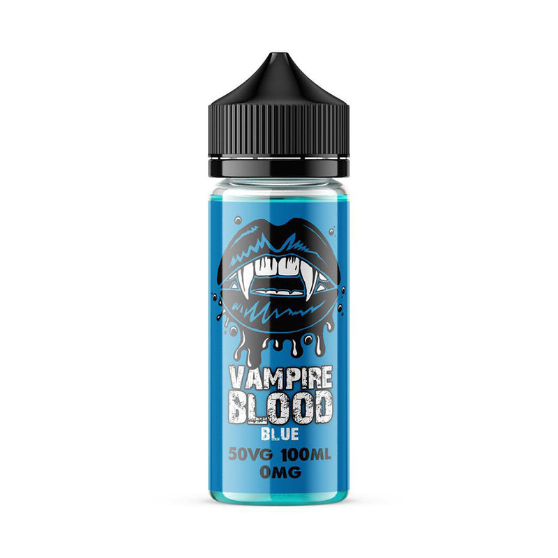 Vampire Blood 100ml E-Liquid - Blue