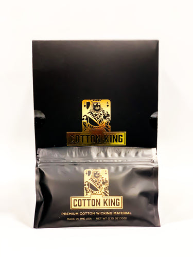 Cotton King Wick Material