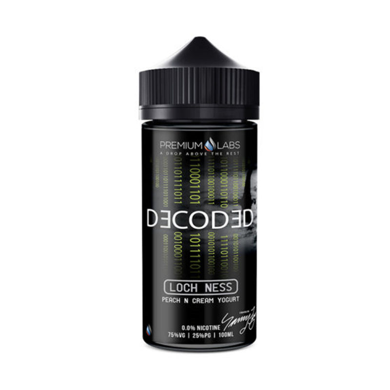 Loch Ness 100ml E-Liquid by Decoded