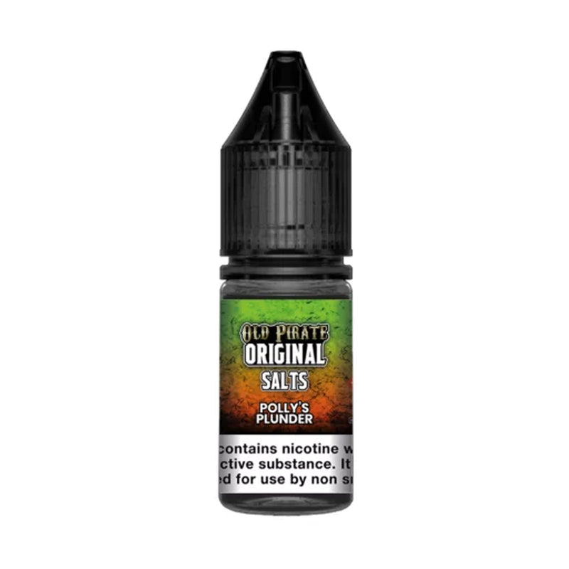 Polly's Plunder Original Salts 10ml E-Liquid by Old Pirate