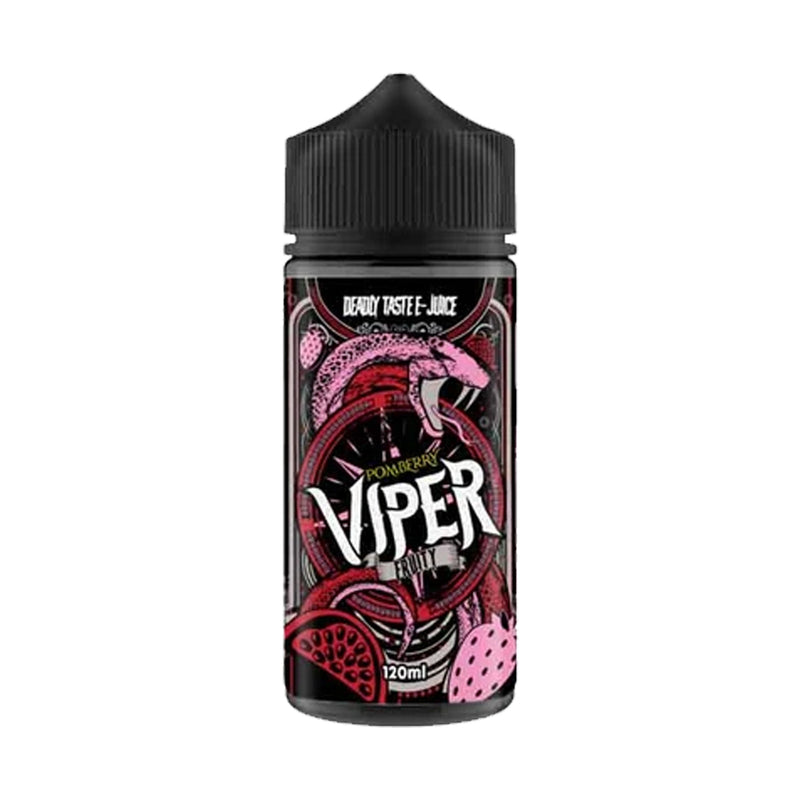Pomberry E-Liquid by Viper