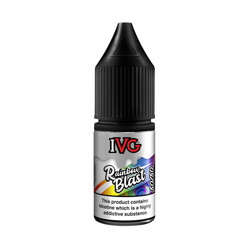 IVG 50/50 Series Rainbow Blast 10ml E-Liquid