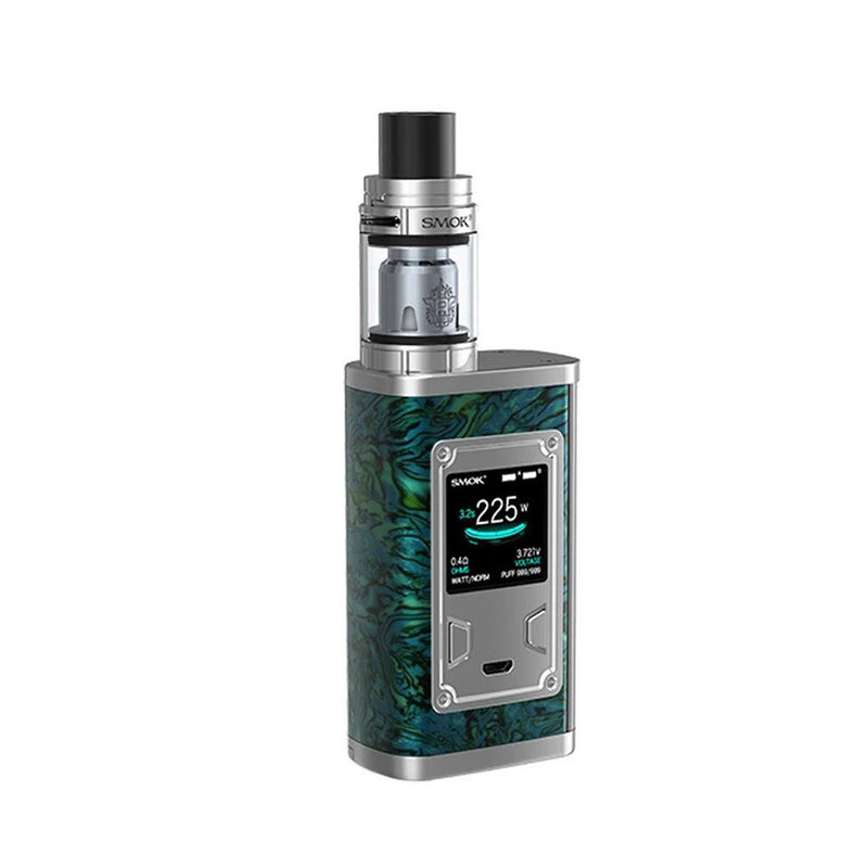 Smok Majesty Kit Carbon