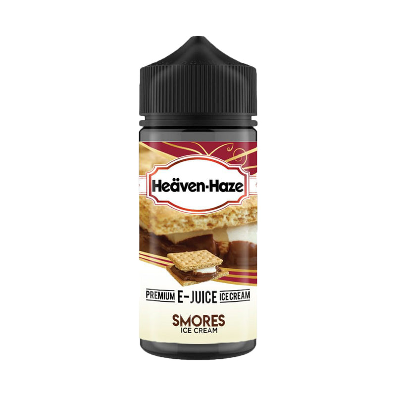 Smores 100ml E-Liquid by Heaven Haze