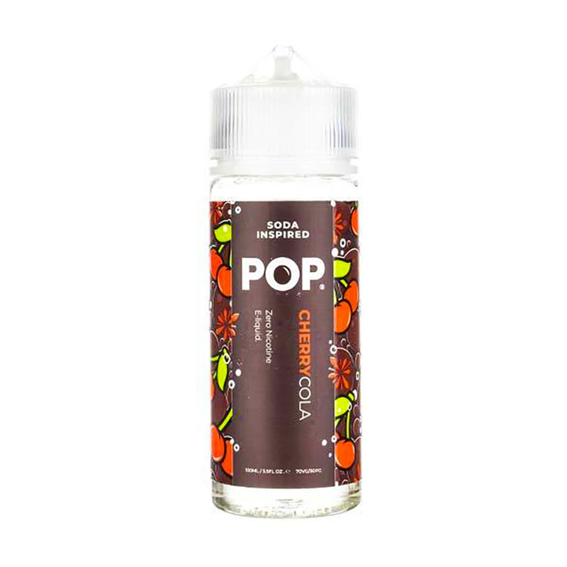 Cherry Cola 100ml Shortfill E-Liquid by POP