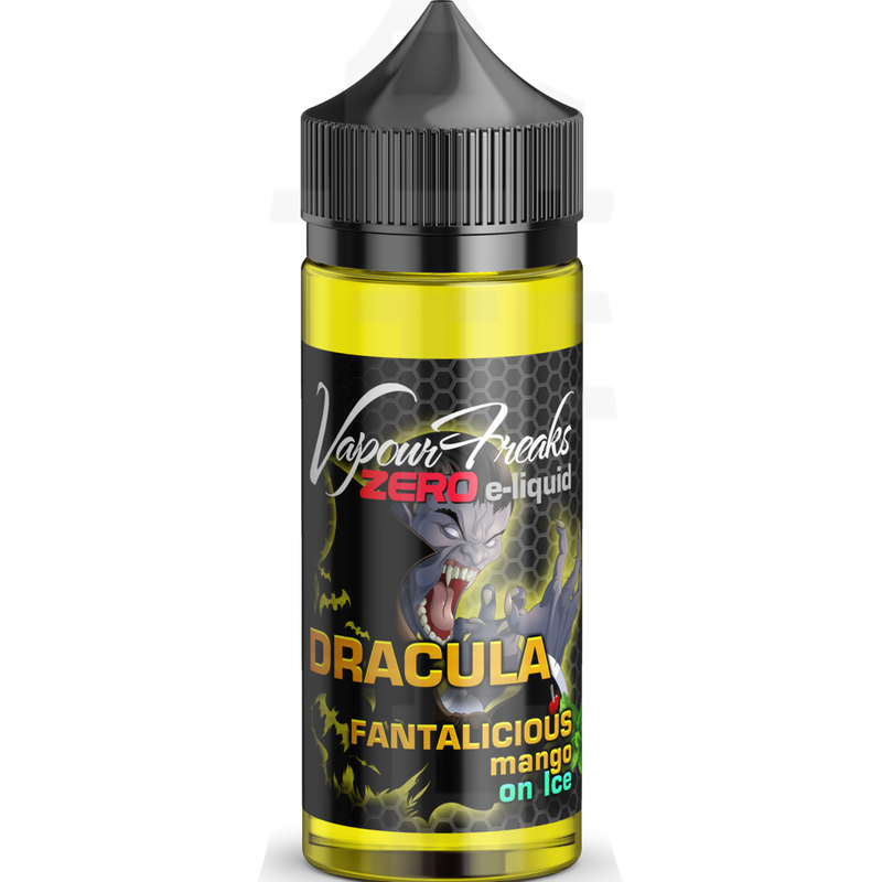 Vapour Freaks Dracula On Ice 100ml Bottle