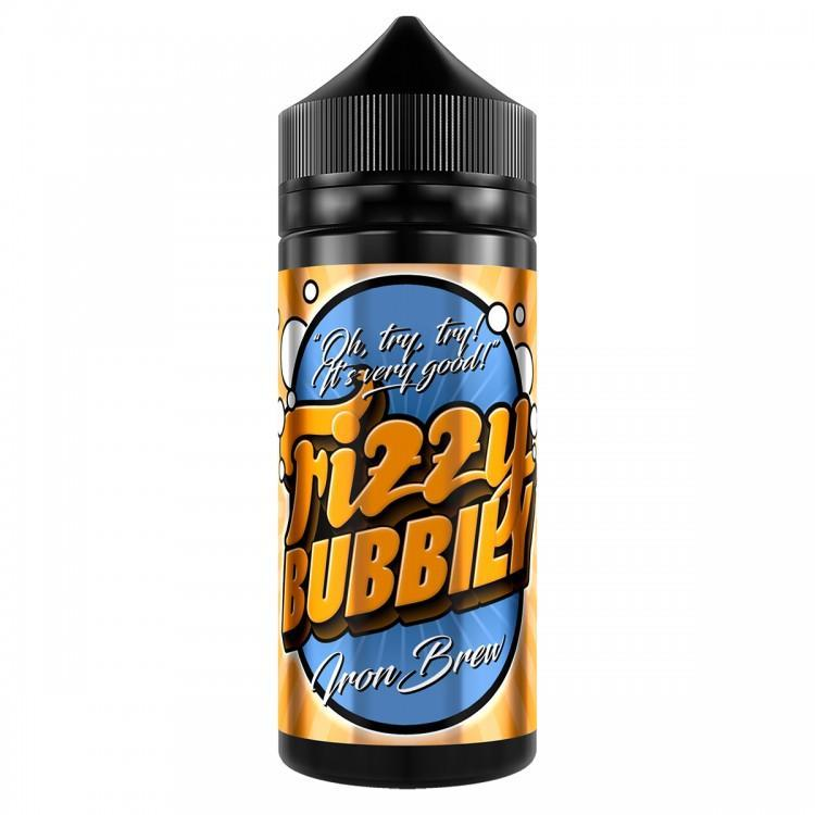 Iron Brew 100ml By Fizzy Bubbily E-Liquid