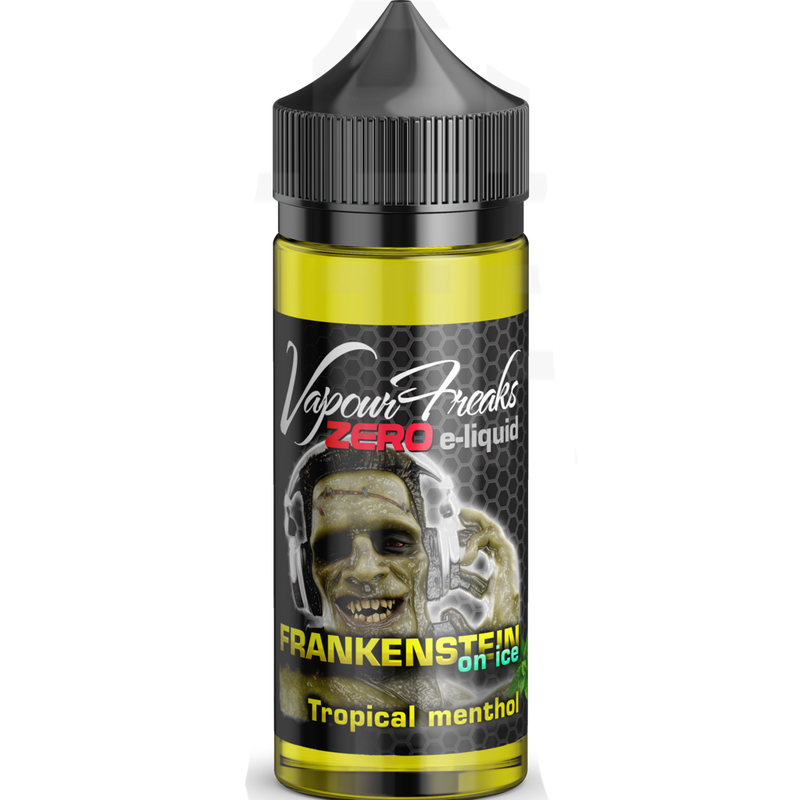 Vapour Freaks Frankenstein On Ice 100ml Bottle