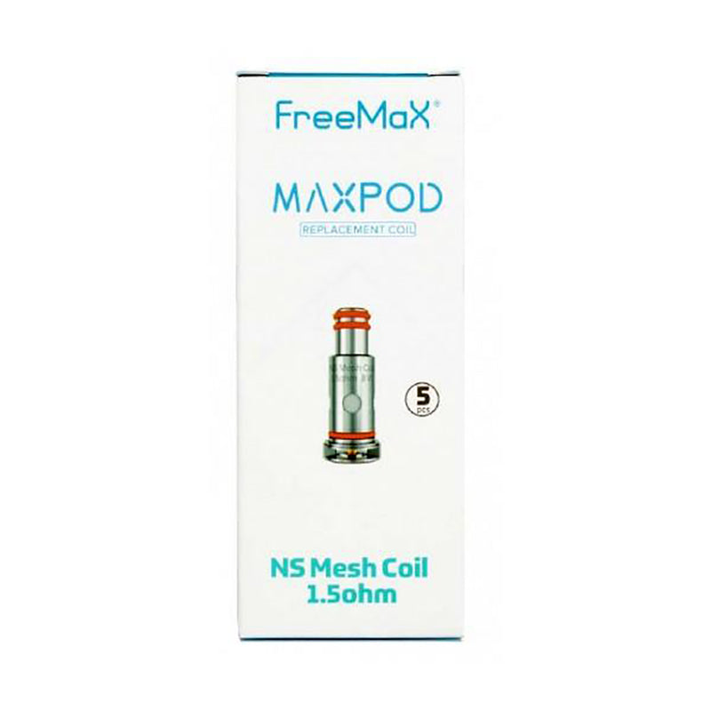 FreeMax Maxpod NS Mesh Replacement Coils