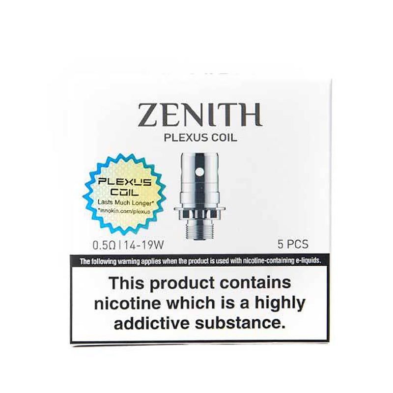Innokin Zenith Plexus Z Replacement Colis  5 Pack