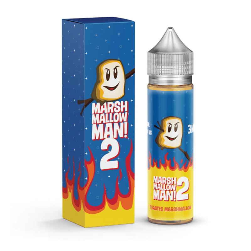 Marshmallow Man 2 50ml Shortfill Eliquid by Marina Vapes