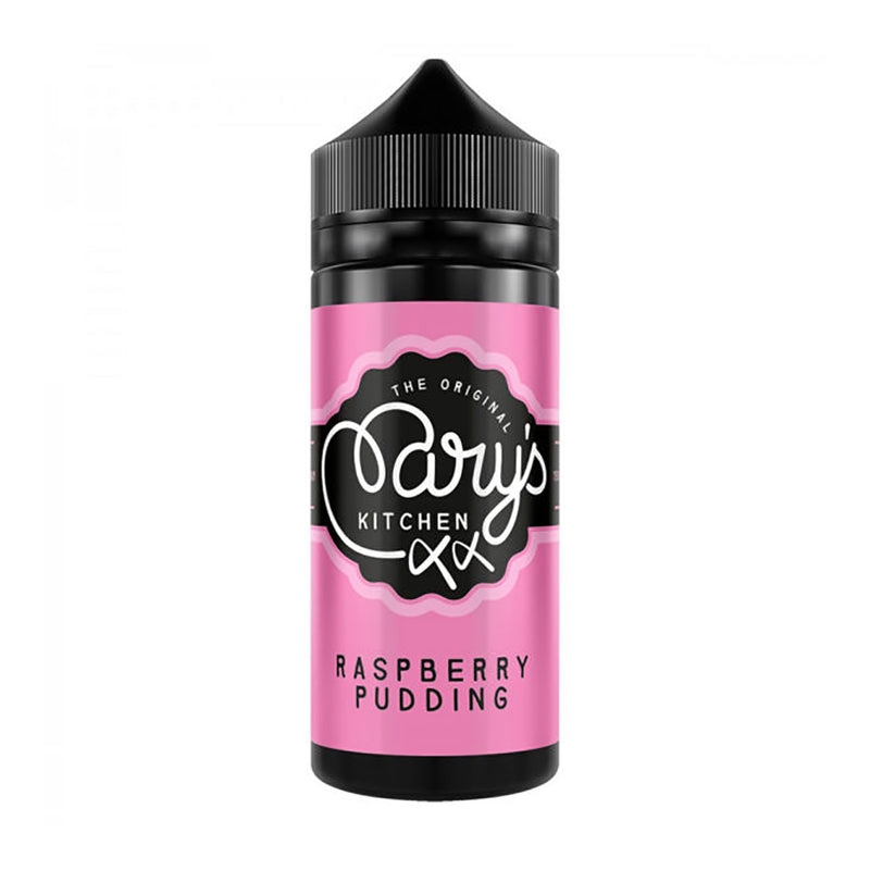 Raspberry Pudding 100ml By Mary'S Kitchen E-Liquid