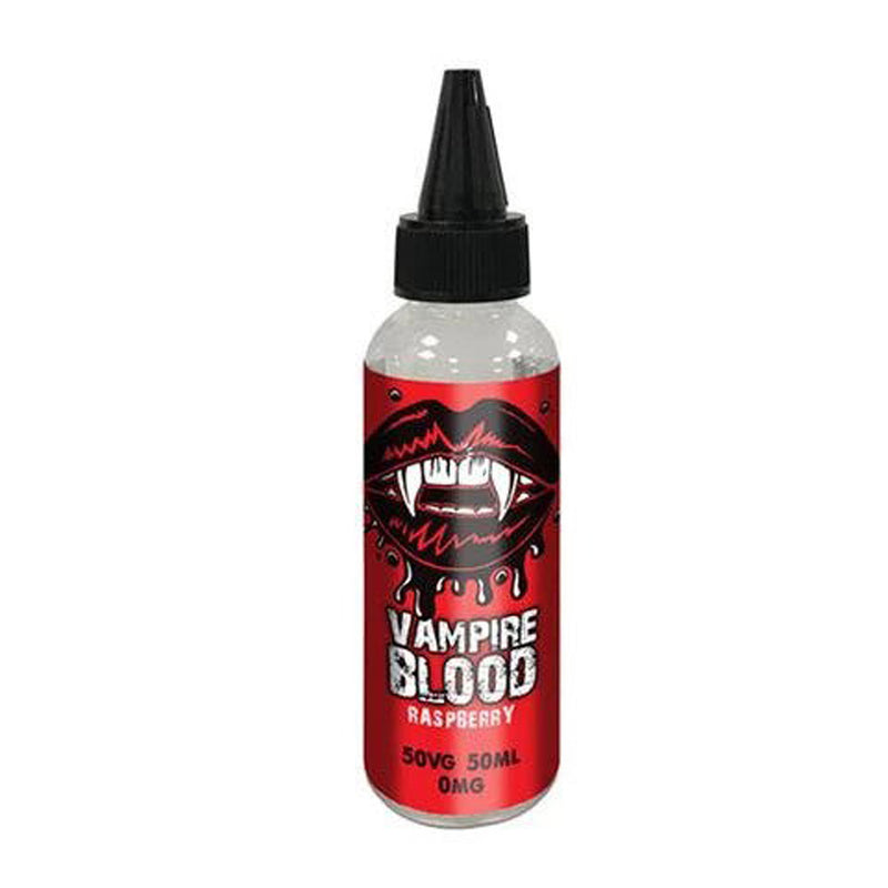 Raspberry 50ml E Liquid By Vampire Blood