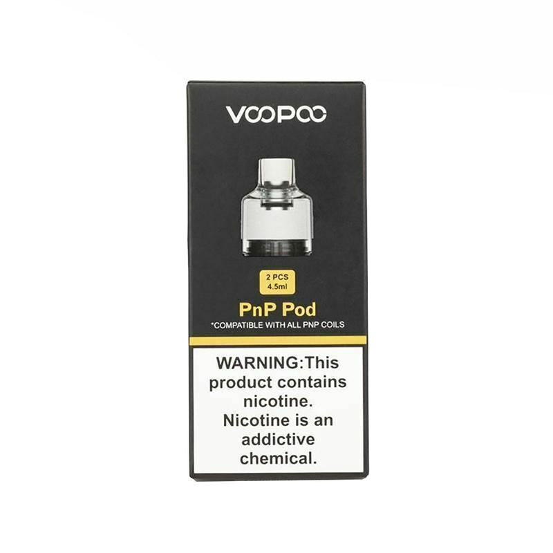 VooPoo Drag X/S Pnp Replacement Pods 4.5ml