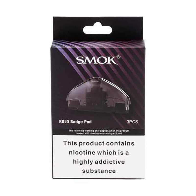 Smok Rolo Badge Pods - 3 Pack