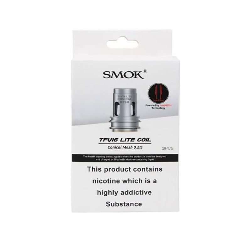 Smok TFV16 Lite Replacement Coils - 3 Pack