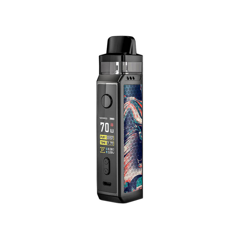 VooPoo Vinci X 70W Pod Kit With One 18650 Battery