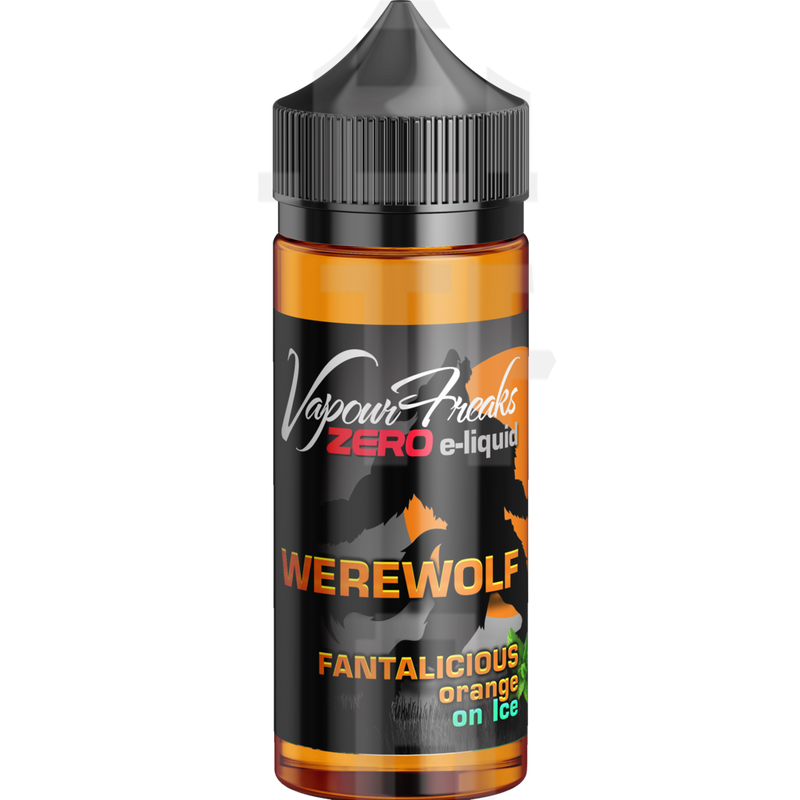Vapour Freaks Werewolf On Ice 100ml Bottle