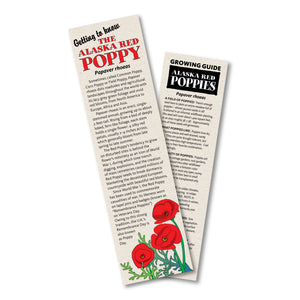 Alaska Red Poppy | Instructions | The Jonsteen Company