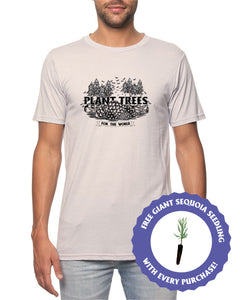 Plant Trees for the World | Bamboo/Organic Cotton T-Shirt | The Jonsteen Company