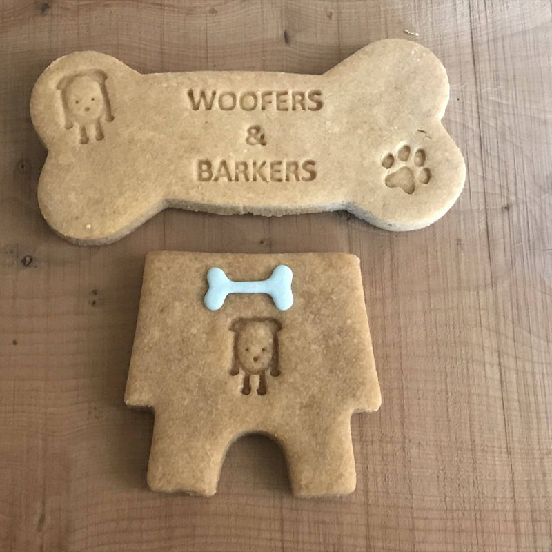 Woofers & Barkers Biscuit Bone