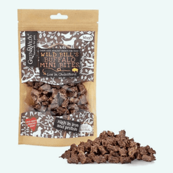 Green and Wilds Buffalo Mini Bites 75g