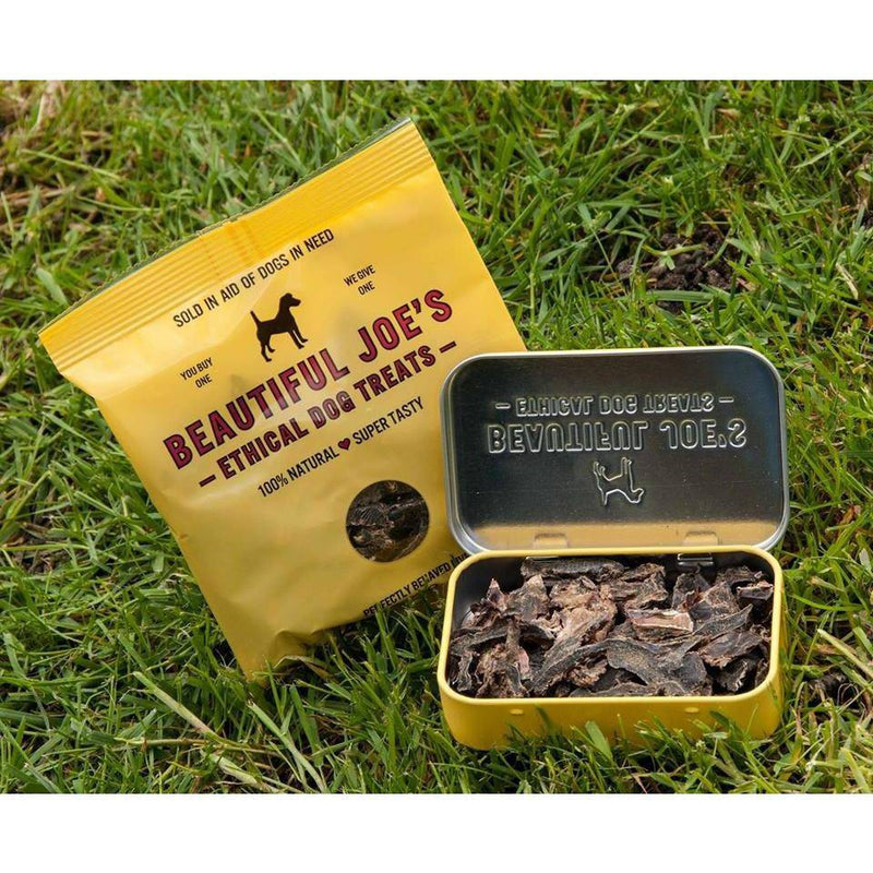 Beautiful Joes Liver Treats 50g - Sold in aid of Dogs in need