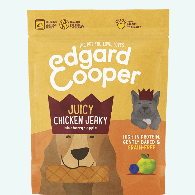 Edgard and Cooper Chicken Jerky