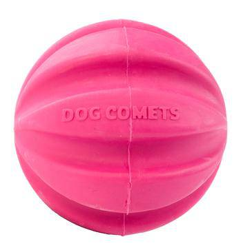 Dog Comet Halley Pink Ball