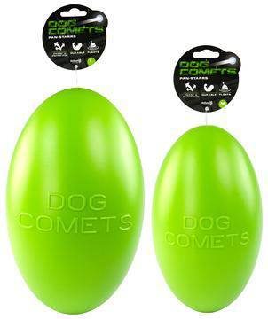 Dog Comets Pan Star Ball in three colours