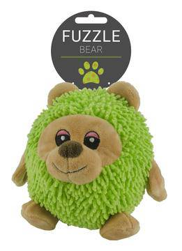 Fuzzle Bear with squeaker