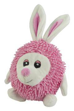 Fuzzle Bunny with squeaker
